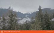 Archiv Foto Webcam Gsieser Tal in Südtirol 08:00