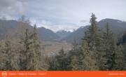Archiv Foto Webcam Gsieser Tal in Südtirol 04:00