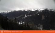 Archiv Foto Webcam Blossenberg (Ahrntal) 04:00