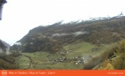 Archiv Foto Webcam Rein in Taufers und Hochgall (Ahrntal) 04:00