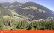 Archiv Foto Webcam Blick auf St. Gertraud im Ultental (Südtirol) 04:00