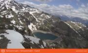 Archiv Foto Webcam Schwemmalm im Ultental - Lago di Quaira 08:00