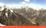 Archiv Foto Webcam Ausblick vom Rosskopf in Südtirol Richtung Nordosten 06:00