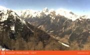 Archiv Foto Webcam Ausblick vom Rosskopf in Südtirol Richtung Nordosten 08:00