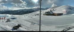 Archiv Foto Webcam Panoramablick von der Bergstation Watles im Obervinschgau 10:00