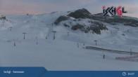 Archived image Webcam Ischgl: Top Station Idalp 23:00