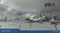 Archived image Webcam Ischgl: Top Station Idalp 05:00