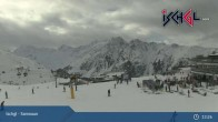 Archived image Webcam Ischgl: Top Station Idalp 07:00