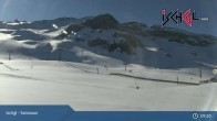 Archived image Webcam Ischgl: Top Station Idalp 03:00