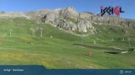 Archived image Webcam Ischgl: Top Station Idalp 13:00