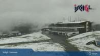 Archiv Foto Webcam Skigebiet Ischgl: Bergstation Idalp 03:00