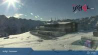 Archived image Webcam Ischgl: Top Station Idalp 11:00