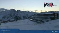 Archived image Webcam Ischgl: Top Station Idalp 15:00