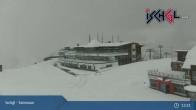 Archiv Foto Webcam Skigebiet Ischgl: Bergstation Idalp 08:00