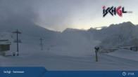 Archiv Foto Webcam Skigebiet Ischgl: Bergstation Idalp 12:00