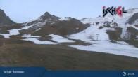 Archiv Foto Webcam Skigebiet Ischgl: Bergstation Idalp 19:00