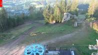 Archived image Webcam Tanvaldsky Spicak - Top station 00:00