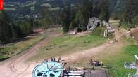 Archived image Webcam Tanvaldsky Spicak - Top station 04:00
