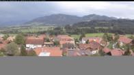 Archiv Foto Webcam Mittelberg Bergpanorama 17:00