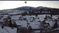 Archiv Foto Webcam Mittelberg Bergpanorama 07:00