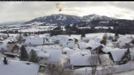 Archiv Foto Webcam Mittelberg Bergpanorama 11:00