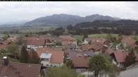 Archiv Foto Webcam Mittelberg Bergpanorama 22:00