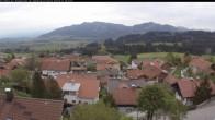 Archiv Foto Webcam Mittelberg Bergpanorama 00:00
