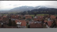Archiv Foto Webcam Mittelberg Bergpanorama 10:00