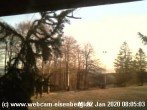 Archiv Foto Webcam Skilift Eisenberg Bad Hersfeld 02:00