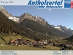 Archived image Webcam Antholz Mittertal in South Tyrol (1.236 m) 04:00