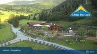 Archiv Foto Webcam Serfaus: Blick Königsleithe 01:00