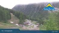 Archiv Foto Webcam Fiss: Blick auf die Schöngampalm 23:00