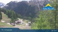 Archiv Foto Webcam Fiss: Blick auf die Schöngampalm 07:00
