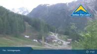 Archiv Foto Webcam Fiss: Blick auf die Schöngampalm 09:00