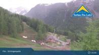 Archiv Foto Webcam Fiss: Blick auf die Schöngampalm 13:00
