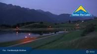 Archiv Foto Webcam Fiss: Blick auf den Wolfsee 23:00