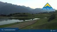 Archiv Foto Webcam Fiss: Blick auf den Wolfsee 19:00
