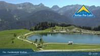 Archiv Foto Webcam Fiss: Blick auf den Wolfsee 07:00