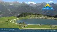 Archiv Foto Webcam Fiss: Blick auf den Wolfsee 11:00