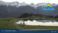 Archiv Foto Webcam Fiss: Blick auf den Wolfsee 05:00