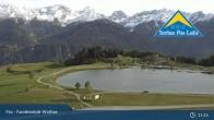 Archiv Foto Webcam Fiss: Blick auf den Wolfsee 09:00