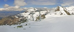 Archiv Foto Webcam Le Rotsé - Skigebiet St Luc Chandolin 06:00