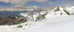 Archiv Foto Webcam Le Rotsé - Skigebiet St Luc Chandolin 08:00