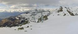 Archiv Foto Webcam Le Rotsé - Skigebiet St Luc Chandolin 10:00