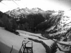 Archiv Foto Webcam Blick auf die Mont-Blanc-Gruppe 00:00