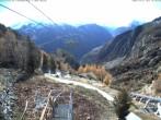 Archiv Foto Webcam Blick auf die Mont-Blanc-Gruppe 05:00