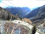 Archiv Foto Webcam Blick auf die Mont-Blanc-Gruppe 07:00