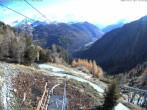 Archiv Foto Webcam Blick auf die Mont-Blanc-Gruppe 09:00