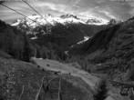 Archiv Foto Webcam Blick auf die Mont-Blanc-Gruppe 18:00