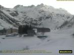 Archiv Foto Webcam Gletsch Furka Bergstrecke 00:00